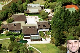 photo: house/residence of cool beautiful desirable charming kind talented nice calm  100 million earning Las Vegas-resident