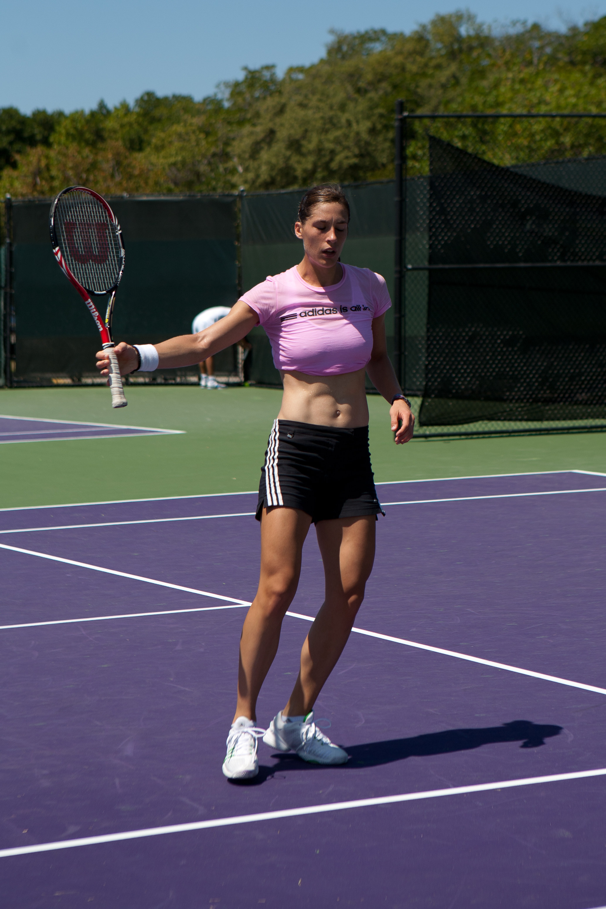 Andrea Petkovic gets a boyfriend and tanks in the rankings. The chatty and likeable Petkovic ...